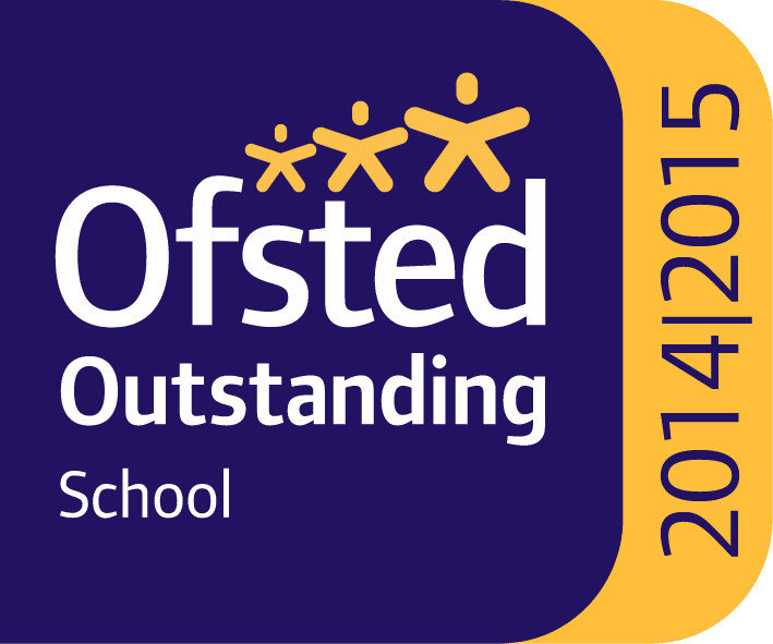 Ofsted Outstanding School 2014 2015